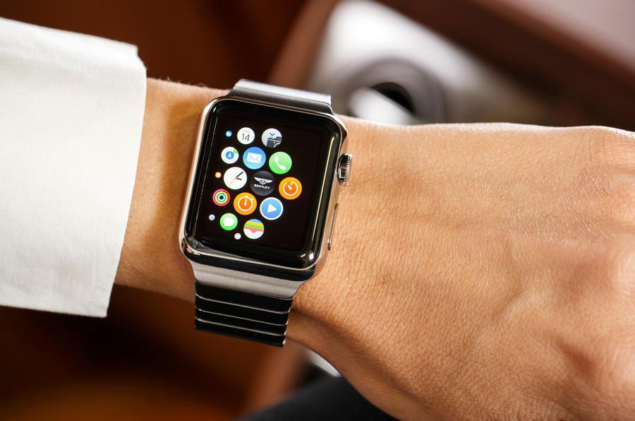 Bentley Bentayga Apple Watch app launched