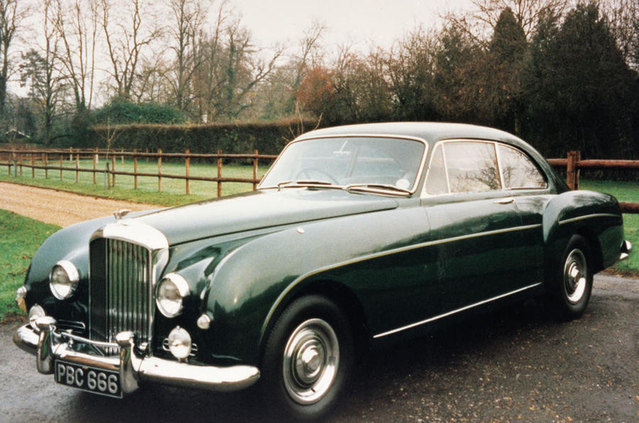 85: 1956 Bentley S-type Continental