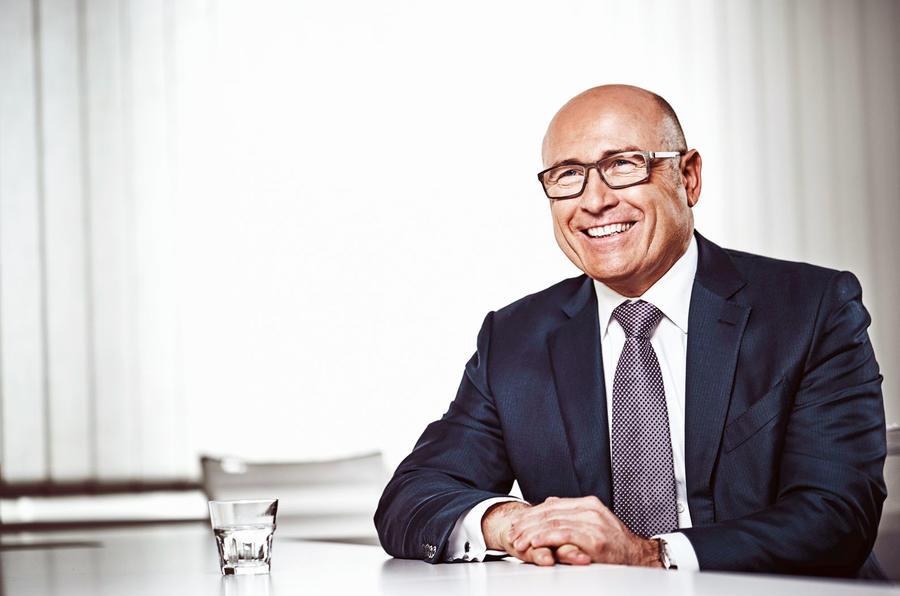 Skoda boss Bernhard Maier