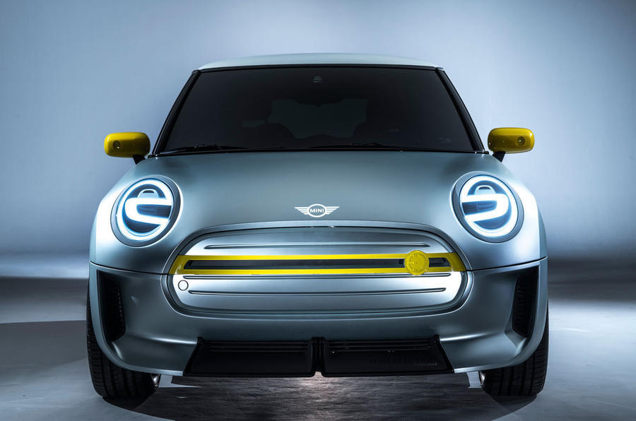 Mini's electric concept