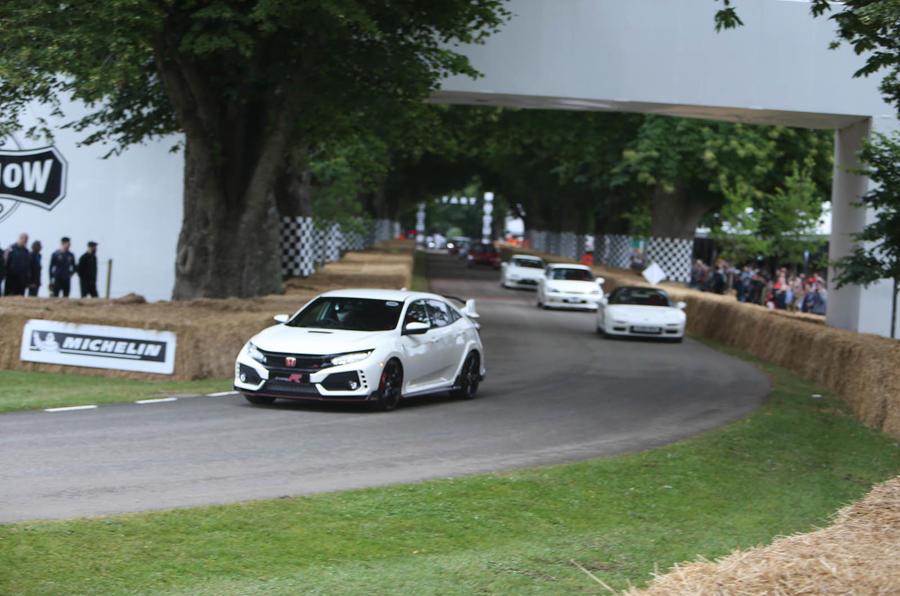 Goodwood Festival Of Speed 2017 Best Of Thursday Autocar