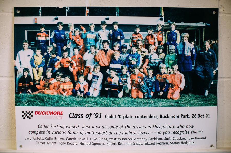 Buckmore Park Class of '91