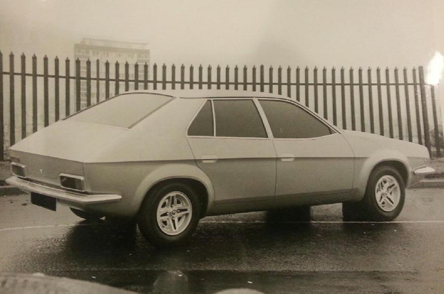 Old Small British Cars