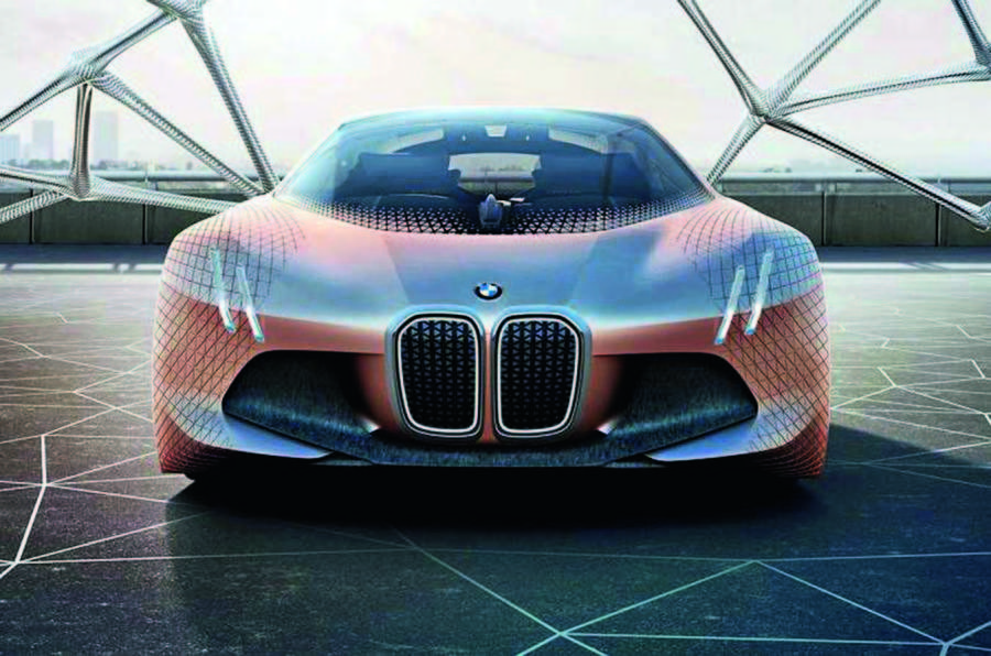 BMW 100 years concept