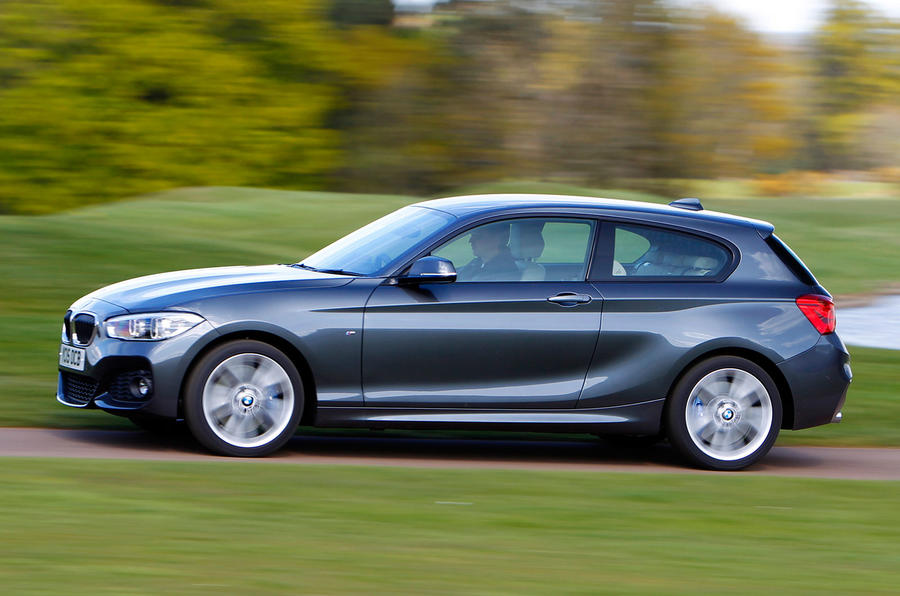 2015 bmw 1 series 125d m sport review review autocar. Black Bedroom Furniture Sets. Home Design Ideas