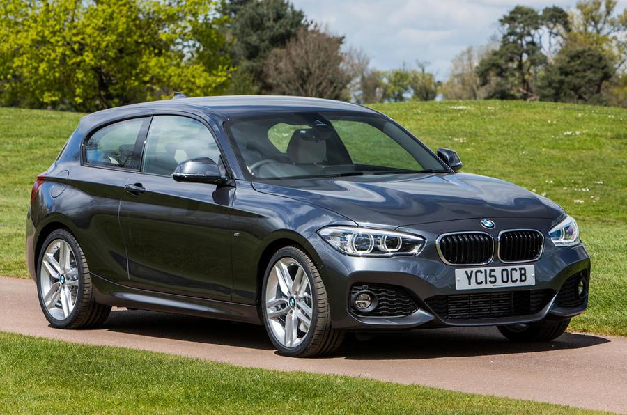 BMW Series D M Sport Review Review Autocar - Bmw 1 series 2015