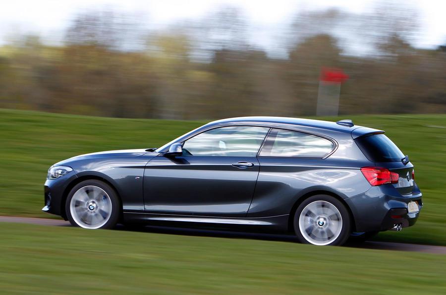 149mph BMW 125d M Sport