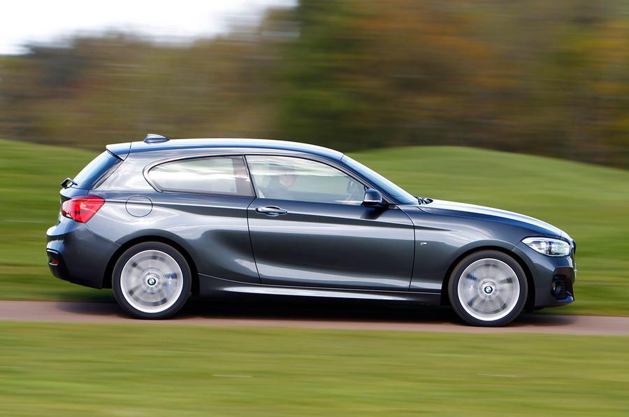 2015 Bmw 1 Series 125d M Sport Review Review Autocar