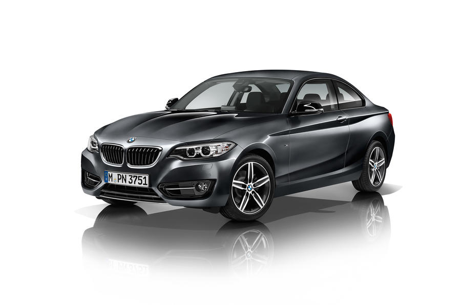 BMW 2 Series 2-litre