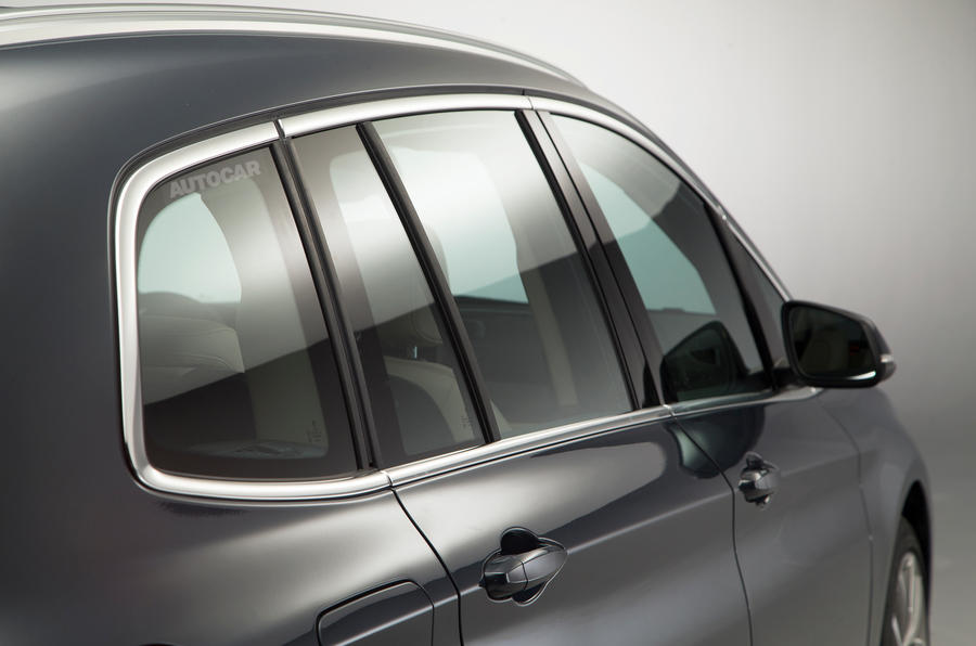 BMW 2 Series Gran Tourer Concept Side Windows