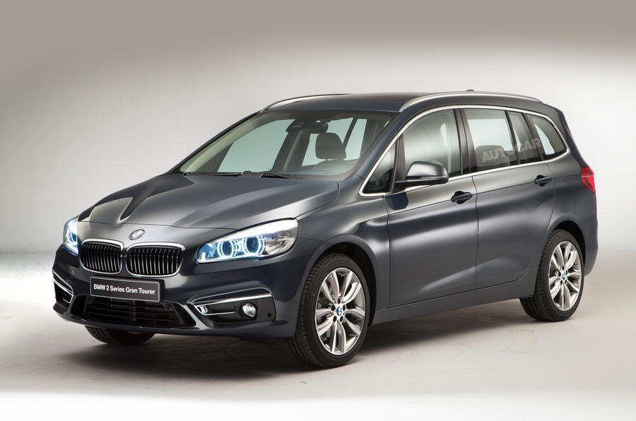 Bmw 2 Series Gran Tourer 7 Seater Targets New Customers Autocar