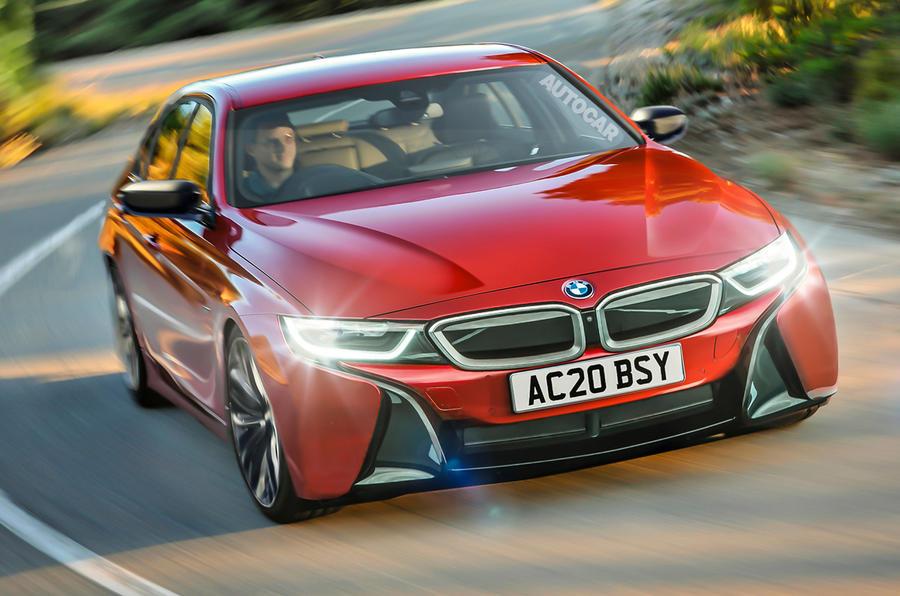 Bmw 3 Series G20 >> Future BMW 3-series to lead EV revolution | Autocar