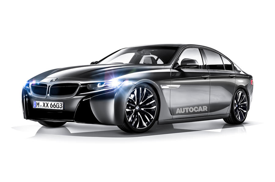 Future Bmw 3 Series To Lead Ev Revolution Autocar