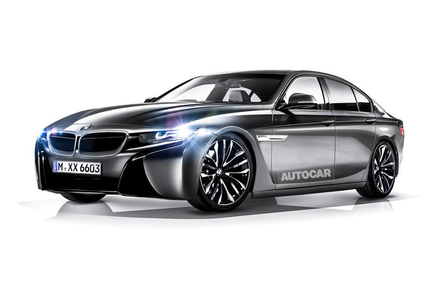 Future Bmw 3 Series To Lead Ev Revolution Autocar