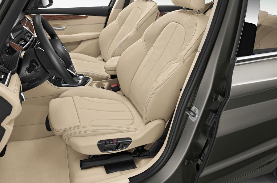 BMW 2 Series Active Tourer interior