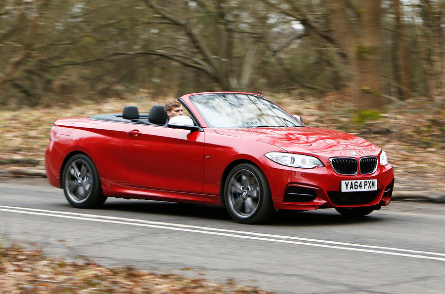 £39,255 BMW M235i Convertible