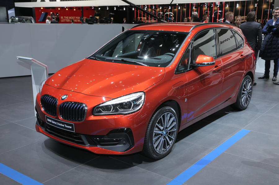 2018 bmw 2 series active tourer and gran tourer facelifts: new