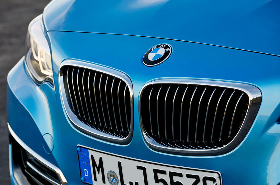 2018 BMW 2-Series facelift revealed