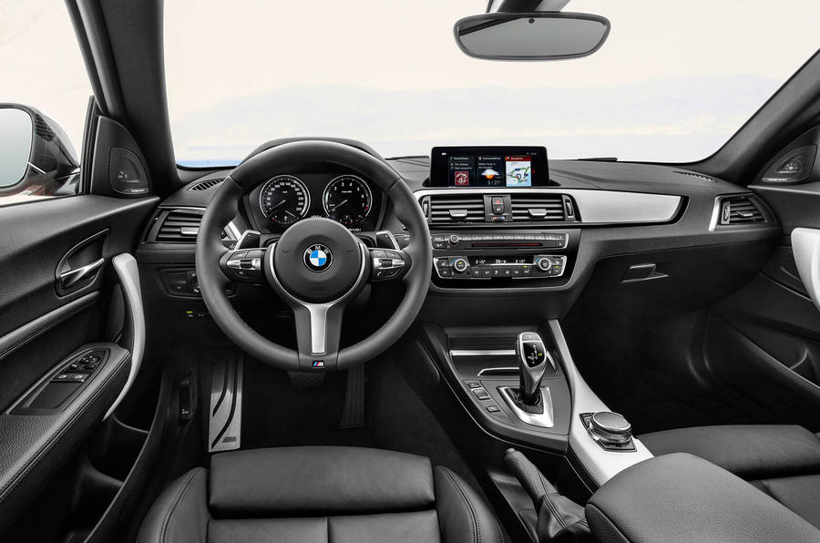Revised BMW Series Gets Fresh Look Autocar - Bmw 2 series release date