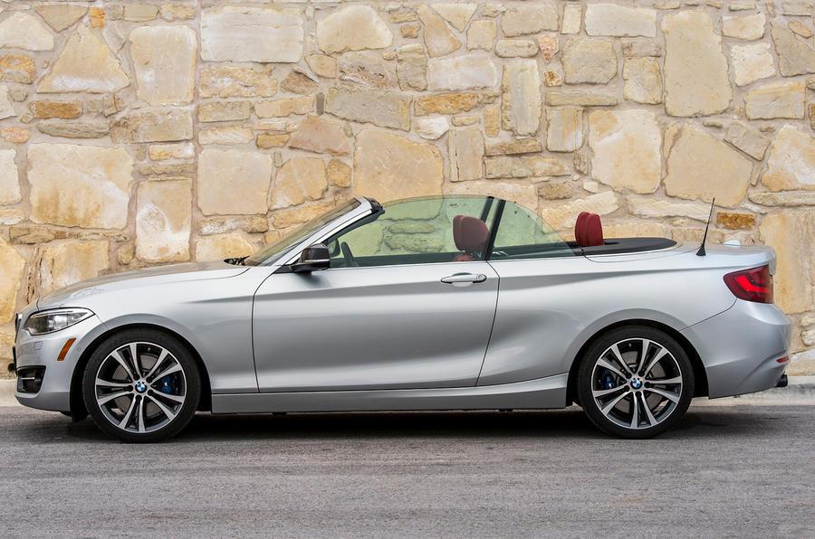 242bhp BMW 228i Convertible