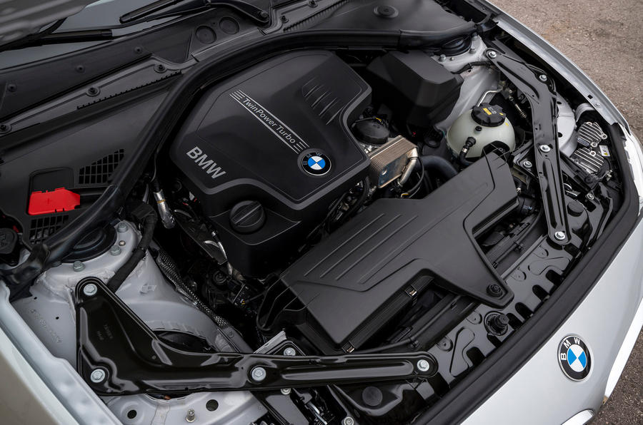 2.0-litre BMW 228i petrol engine