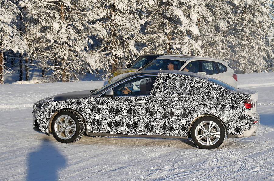 BMW 2 Series saloon