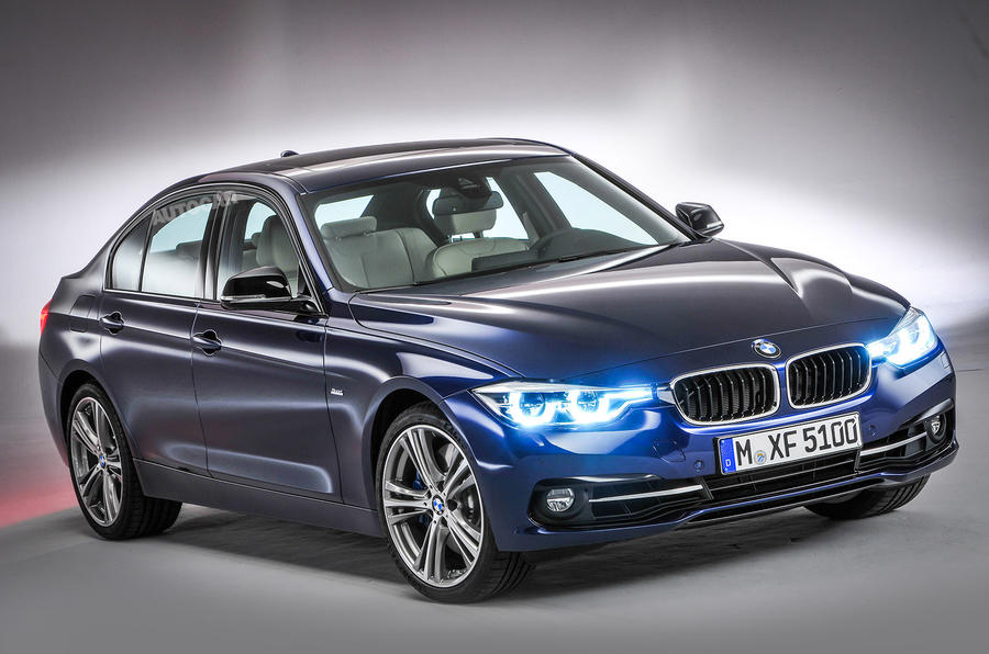 2015 BMW 3 Series facelift revealed - engines, pricing and studio pictures