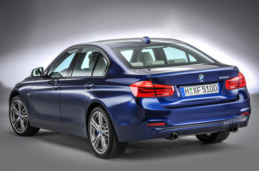 2015 bmw 3 series facelift revealed engines pricing and studio pictures autocar. Black Bedroom Furniture Sets. Home Design Ideas