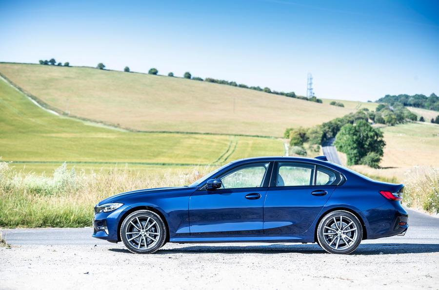 BMW 318d Sport