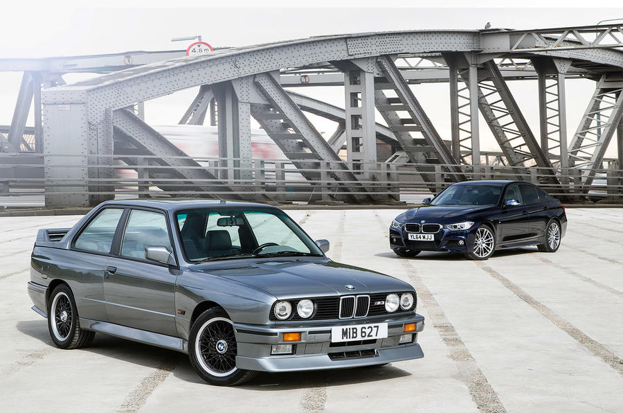 Celebrating 40 years of the BMW 3 Series | Autocar