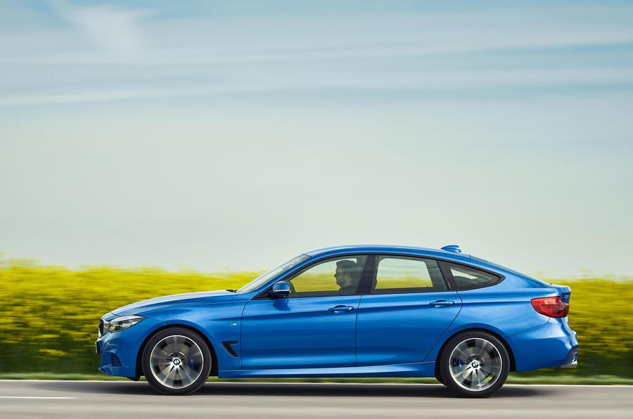 2016 BMW 3 Series Gran Turismo facelift revealed | Autocar