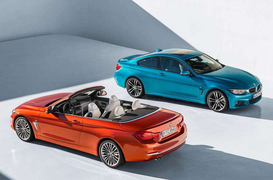 2017 BMW 4 Series facelift revealed