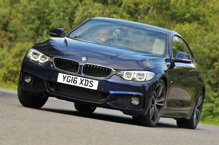 2016 bmw 4 series 440i m sport review autocar. Black Bedroom Furniture Sets. Home Design Ideas