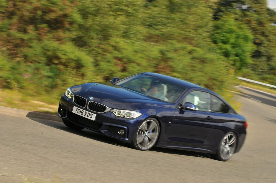 Bmw 1 series m sport coupe review 15