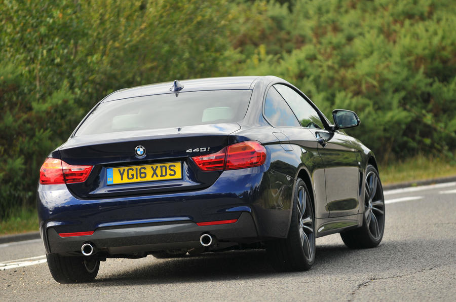 2016 bmw 4 series 440i m sport review review autocar. Black Bedroom Furniture Sets. Home Design Ideas