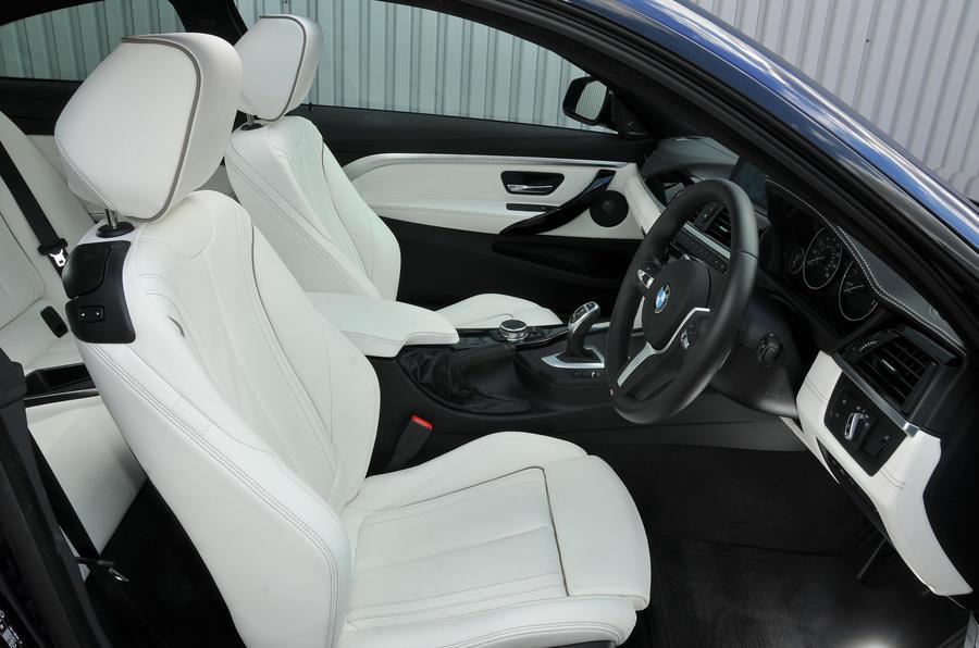 2016 Bmw 4 Series 440i M Sport Review Review Autocar