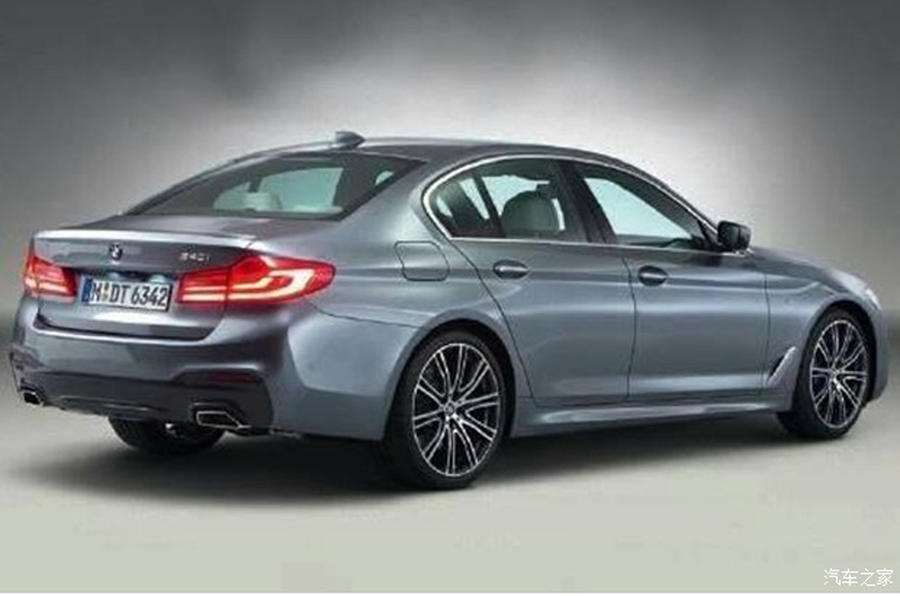 Awesome ... BMW 5 Series New On Wallpapers. Bon BMWu0027s New B57 Diesel And B58  Petrol Six Cylinder Engines Will Offer More Power.