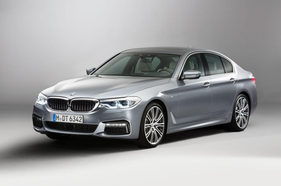 2017 bmw 5 series officially revealed plus exclusive autocar pictures autocar. Black Bedroom Furniture Sets. Home Design Ideas