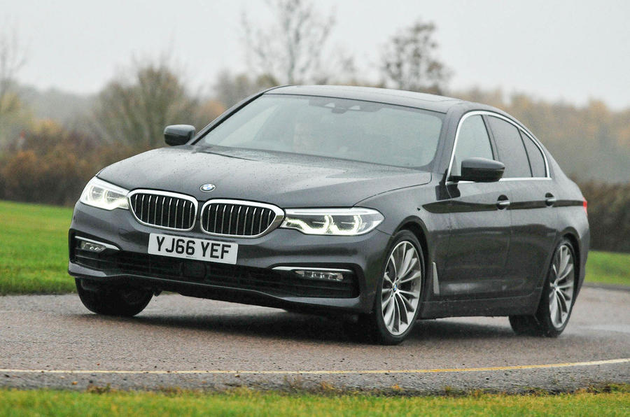 2017 bmw 5 series 520d se review | autocar