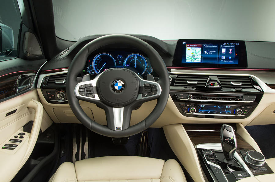 BMW 5 Series: why do all interiors have to look the same ...