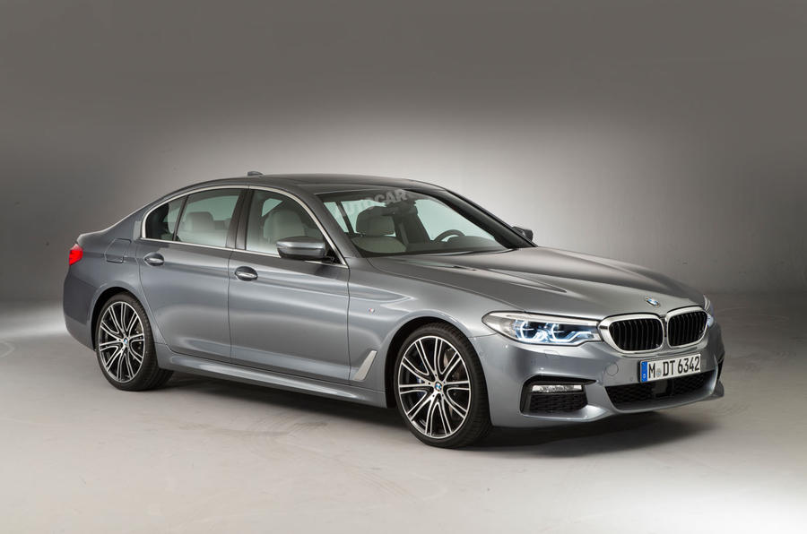 2017 Bmw 5 Series Officially Revealed Plus Exclusive Autocar