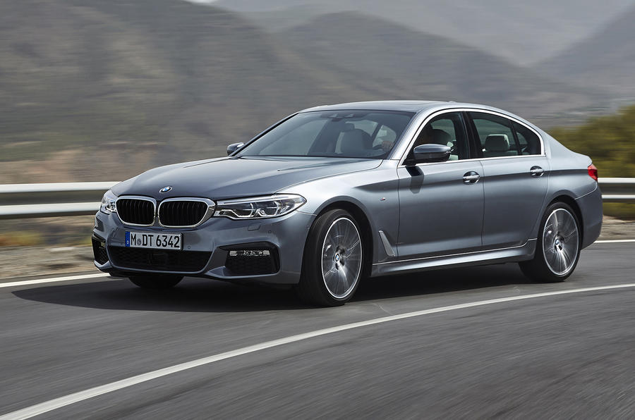 2017 bmw 5 series officially revealed plus exclusive. Black Bedroom Furniture Sets. Home Design Ideas