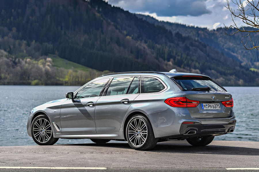 Bmw I Touring  Review
