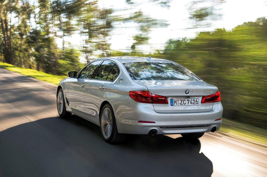 BMW 530e iPerformance 2017 review Autocar