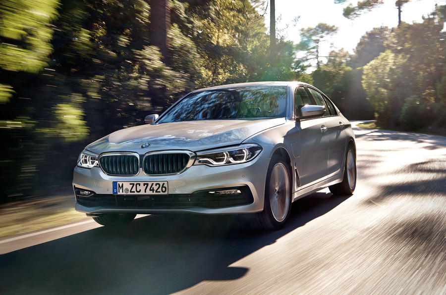 BMW 530e iPerformance to get world's first wireless charging