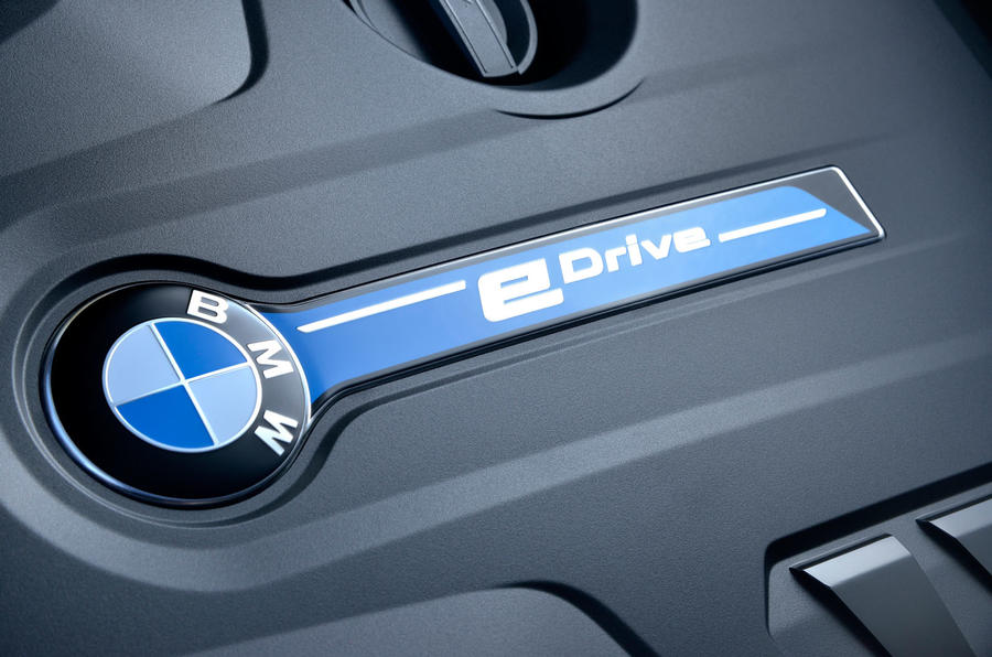 BMW 530e Performance engine