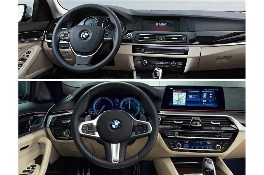 2017 Bmw 5 Series Revealed In Leaked Photos Autocar