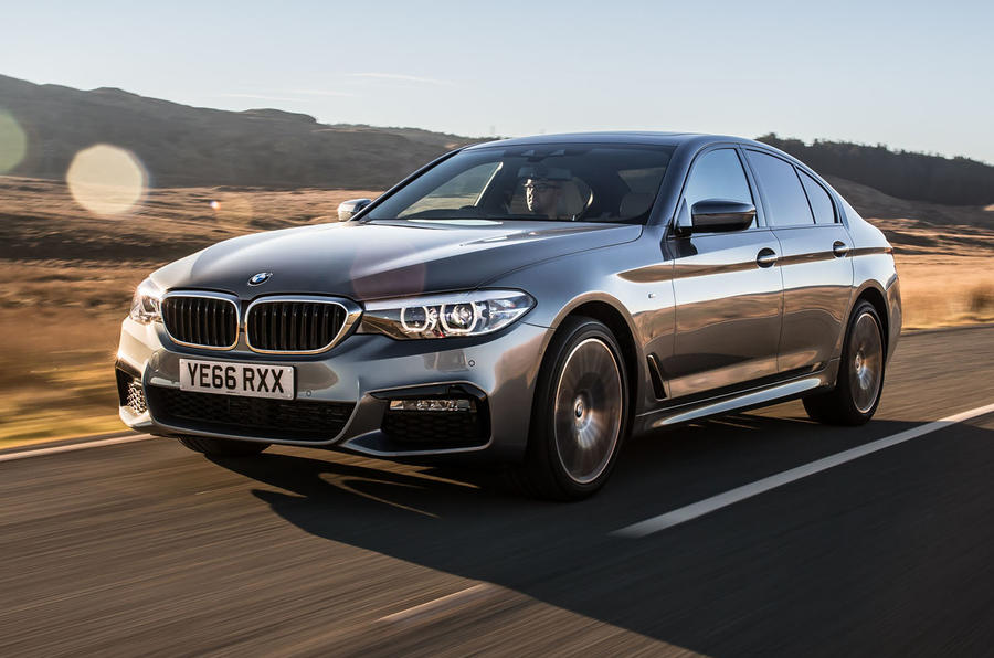 Bmw 530d M Sport 2017 Review Autocar