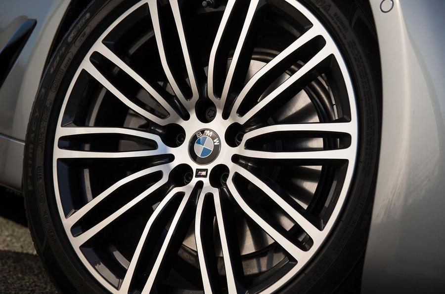 2017 BMW 530d M Sport