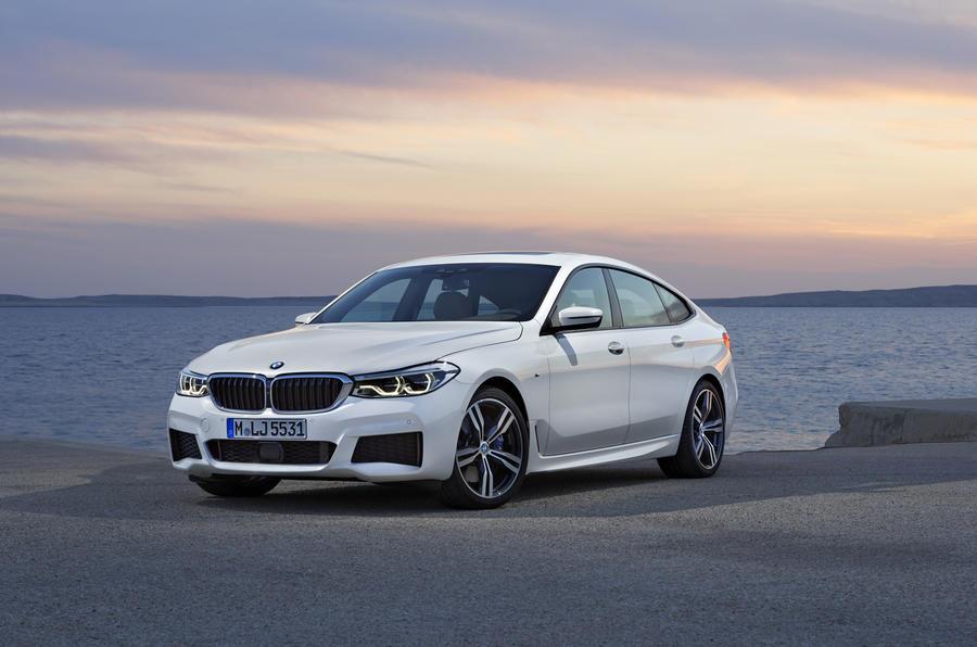 3.5 star BMW 6 Series GT